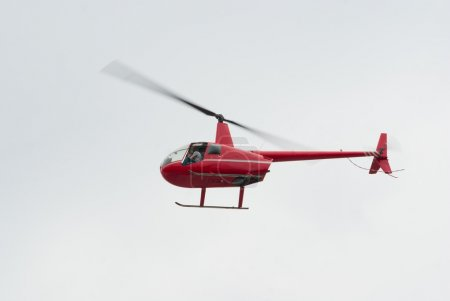 Red Robinson R-44