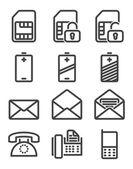 Nastavit ikonu telefonu