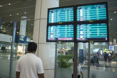 Flight Information Boards