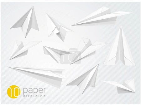 Paper airplains