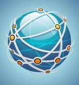 Symbol Netzwerk