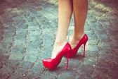 Červené boty