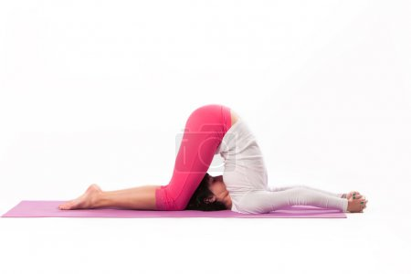 Reverse positions in yoga