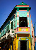 BUENOS AIRES - FEB 14: The landmark corner of Caminito Street in La Boca