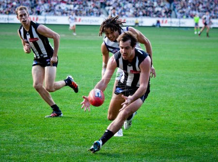 Collingwood's win over Fremantle on June 30, 2012 in Melbourne, Australia.