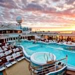 Cruise ship...