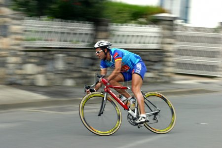 Photo for Cyclist - Royalty Free Image