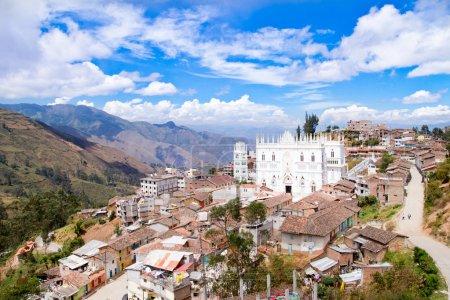 El Cisne Cathedral at Ecuador