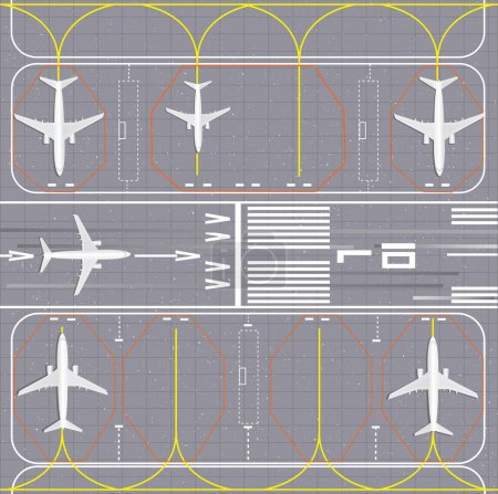 présentation de l'aéroport