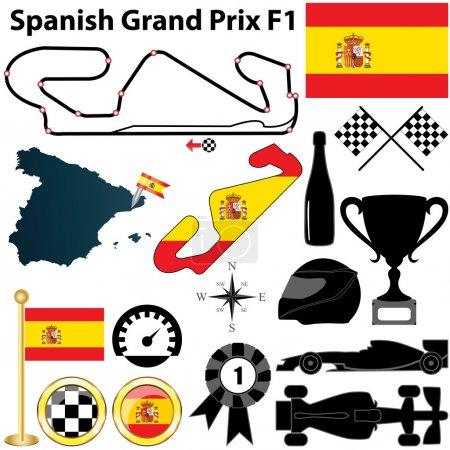 Spanish Grand Prix F1