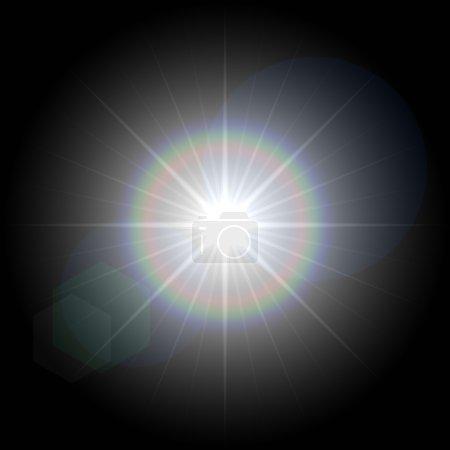 Foto de Rayo de sol brillante - Imagen libre de derechos