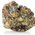 Chalcopyrite crystal...