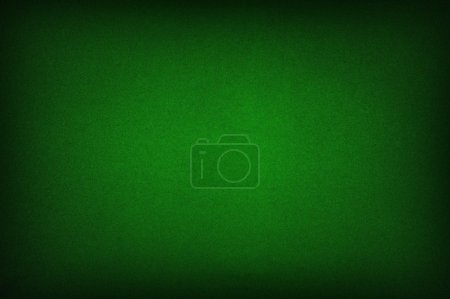 Photo for Poker table felt background in green color - Royalty Free Image