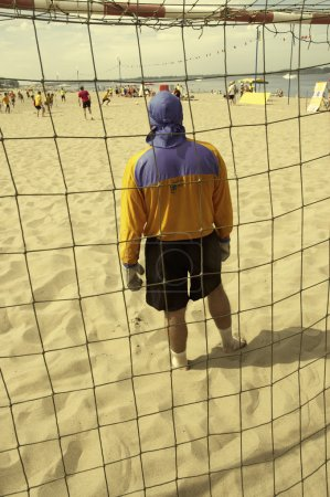 Photo for Beach soccer - Royalty Free Image