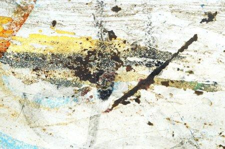 Grunge painting
