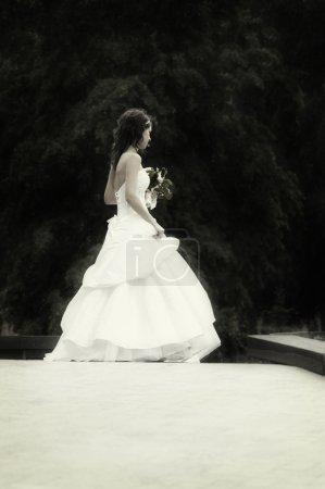 Retro wedding(special photo fx)