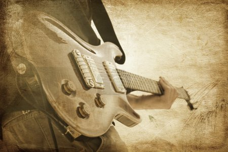 Photo for Special toned great for your design and art-work,rock-n-roll concept - Royalty Free Image