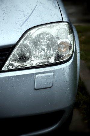 Wet car(special soft photo fx)