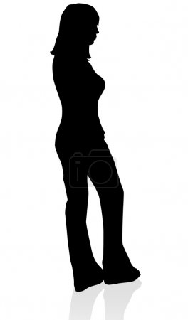 Photo for Young woman - Royalty Free Image