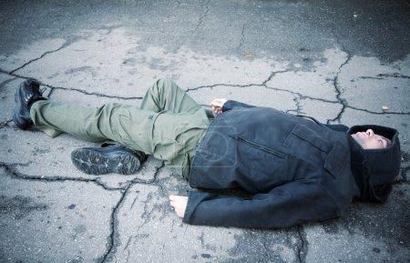 homeless end