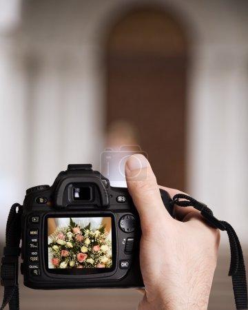 Photo pour Fait à partir de mes images et photo - image libre de droit