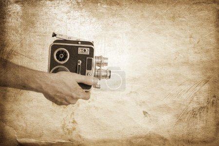 vintage cinematograph