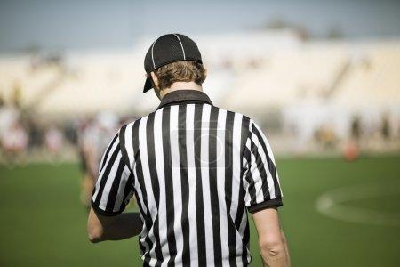 American football referee