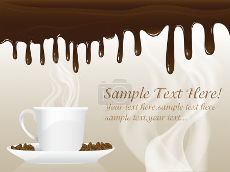 Chocolate Poster Template