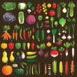 Great collection of the clip art vegetables...