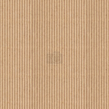 Photo pour Fond de texture sans couture en carton, une image haute résolution - image libre de droit