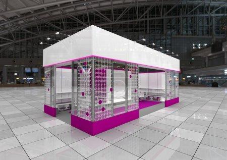 exhibition module