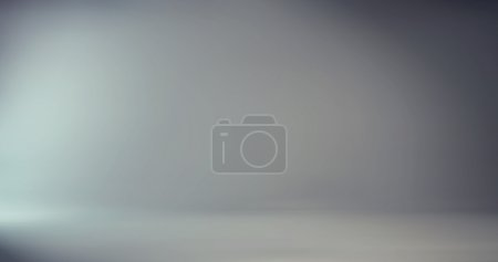 Photo for Picture of gradient color of studio's background - Royalty Free Image