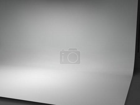Photo of the studio's background