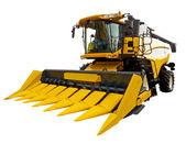 New agricultural harvester