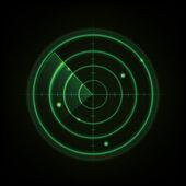 Glowing Radar Design