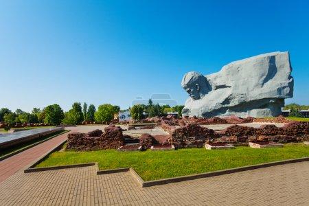 Memorial in park
