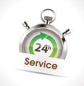 Stopwatch - 24 hour service