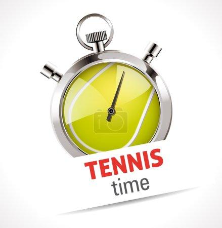 Stopwatch - Sport Tennis