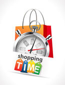 Stopwatch - Shopping time