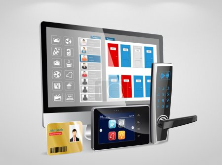 Access control and management system