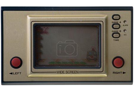 Vintage old gamepad.