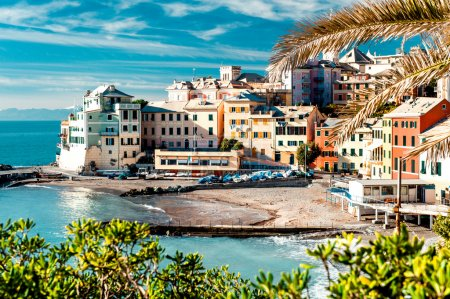 View of Bogliasco.