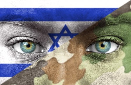 Soldier from Israel