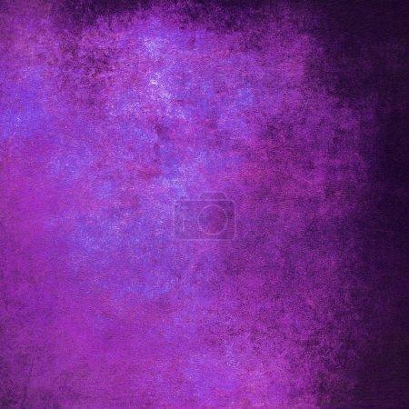 Photo pour Fond ou texture violet grunge - image libre de droit