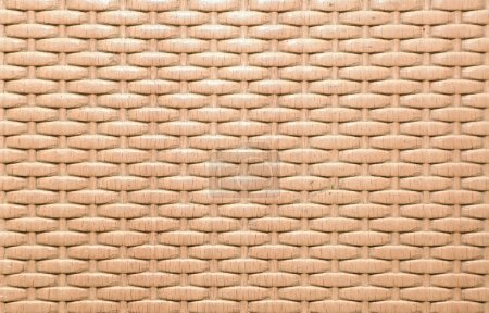 Abstract decorative wooden textured basket weaving background.