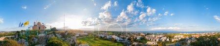 Vue panoramique de Protaras
