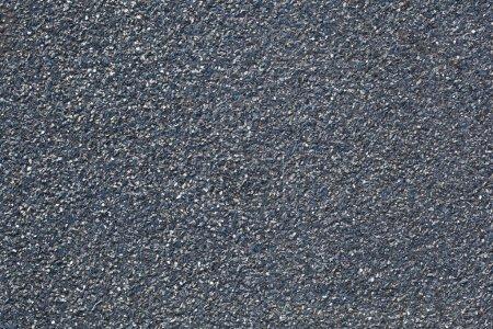 Grainy texture roofing.