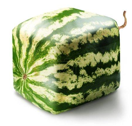 kubische Wassermelone