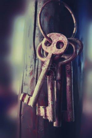 mystery keys