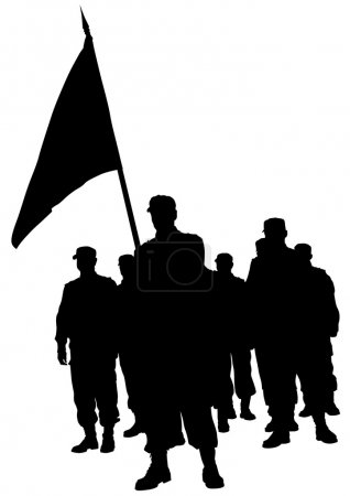 Soldiers people